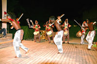 Spectacle de danse africaine