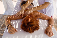 Les massages relaxants